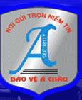 logo của CTY TNHH DV BảO Vệ á CHÂU