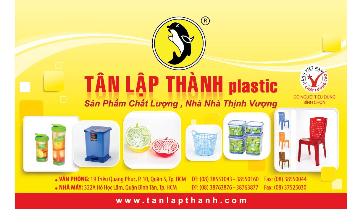 Nhựa - Sản phẩm Tân Lập Thành - Sản phẩm nhựa gia dụng, hộp nhựa thực phẩm