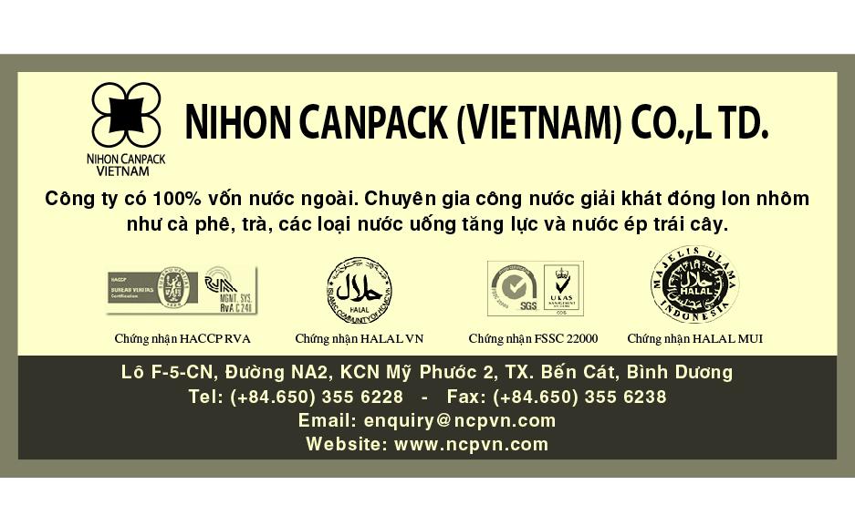 KIAN JOO CANPACK - cty chuyen gia cong nuoc giai khat dong lon o Binh Duong