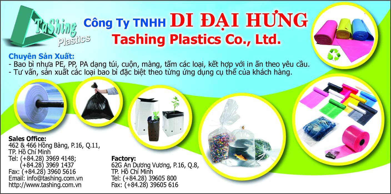 Túi PE - màng PE - túi ươm cây - gia công ép nhựa - sản phẩm nhựa gia dụng