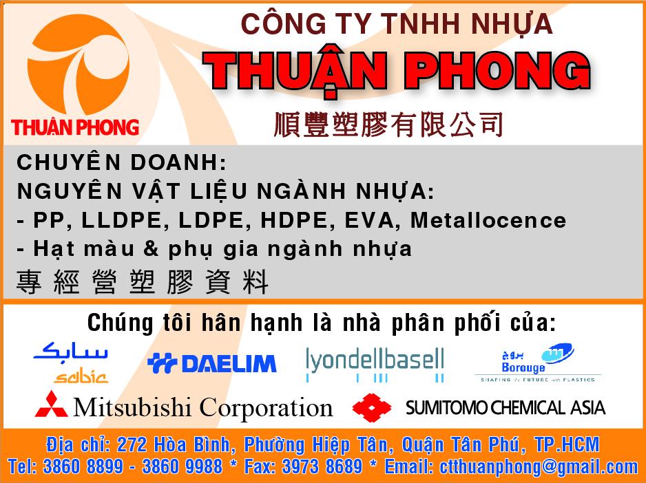 NHỰA - NGUYÊN LIỆU THUẬN PHONG 38608899