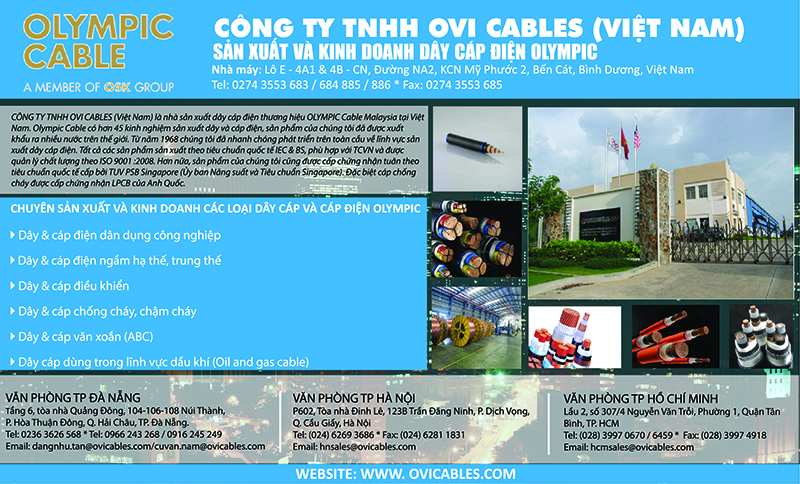 Cty TNHH Ovi Cables (Việt Nam)